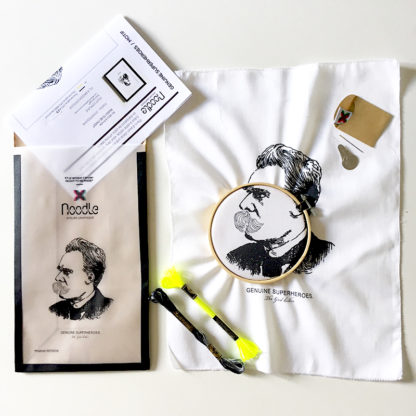 NIETZSCHE_Kit-Broderie_Kit_ready-to-be-made